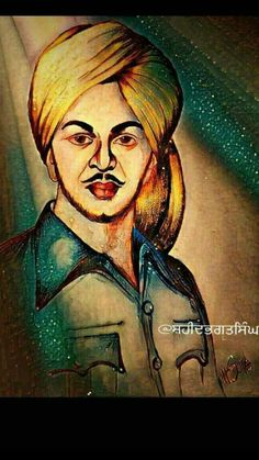 Bhagat Singh Mobile Wallpapers Hd Phone Wallpapers Best Games