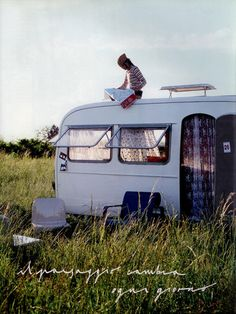 A little travel trailer would be fun!