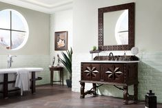 "48"" Balmoral Single Sink Bathroom Vanity – VANITIES EXPO"