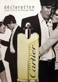 Les années 90 ont été plutôt fertiles en publicités pour parfums. Et comme la plupart étaient assez intéressantes visuellement et qu'on est pas mal nostalgiques, on a pas résisté à vous en proposer un