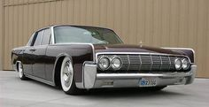 Lincoln-Continental - slammed!