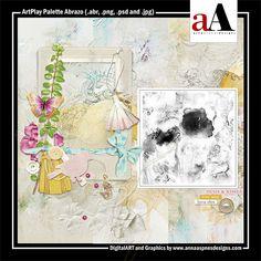 ArtPlay Palette Abra