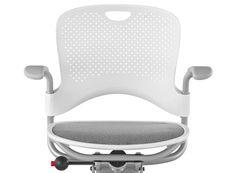 White Caper Multipurpose Chair
