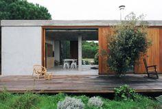 Pins ou rochers : deux villas à Calvi - D'architectures