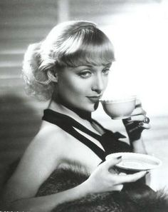 tea time with carole lombard