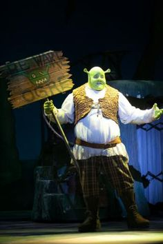 SWEET From start to finish Shrek the Musical is high on heart and entertainment – an unqualified charmer. Don Grigware – BroadwayWorld