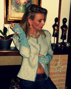 Chanel Spigato con Manicotti
