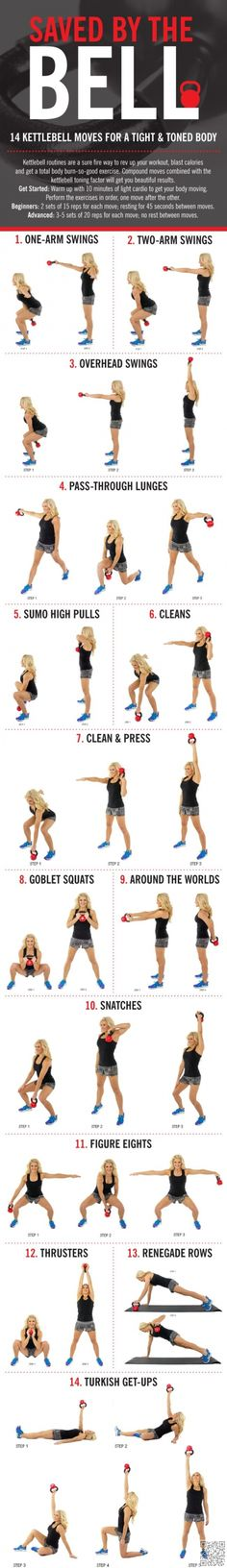 Toned Body Infographic #Infographics #Fitness #Toned