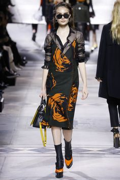 Mulberry Fall 2016 Ready-to-Wear Fashion Show