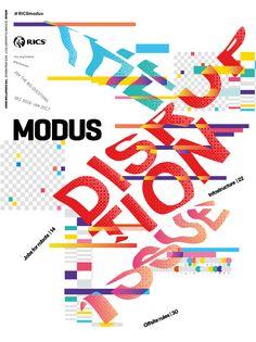 Atelier Irradié - Modus magazine cover