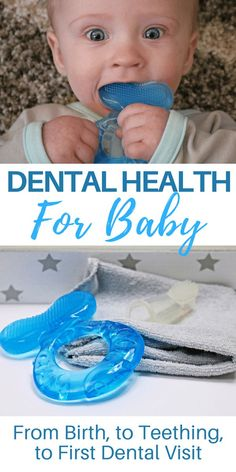Get dental health tips for baby to help prepare to best take care of your baby's teeth and gums. Plus, discover symptoms of teething and how to safely provide your little one some relief from teething pain. AD