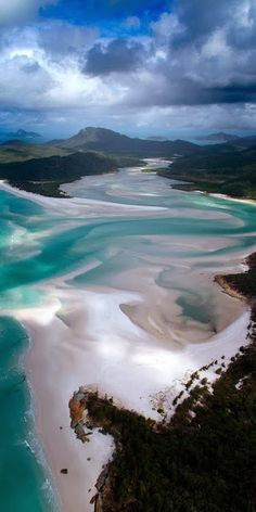 Whiteheaven beach Australia