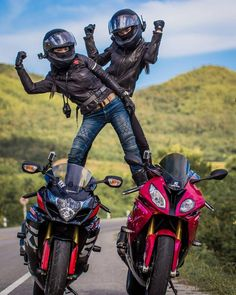 Nice pics S1k & Gixxer #S1000RR#S1K#GSXR1000#GIXXER#BMW#SUZUKI#chairellbikes4life
