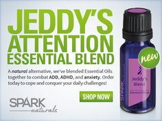 Jeddy's Blend - A Natural Alternative for ADHD and more. Use the code JEDDY for an additional 10% off your entire order.