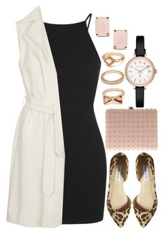 """""""747."""" by adc421 ❤ liked on Polyvore featuring Forever 21, Topshop, Steve Madden, Rare London, Kate Spade, Alexander McQueen and Marc by Marc Jacobs"""