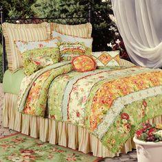 Garden Dream Bedding by C & F Bedding