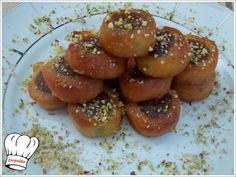 ΡΟΞΑΚΙΑ ΝΗΣΤΙΣΙΜΑ!!! | Νόστιμες Συνταγές της Γωγώς Greek Desserts, Brunch Recipes, Sausage, Good Food, Sweets, Fruit, Cooking, Breakfast, Cake