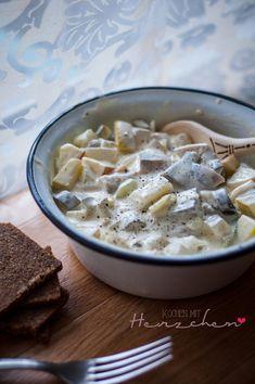 Kochen mit Herzchen - ♥ Mein Koch-Tagebuch mit viel Herz ♥: Matjestopf