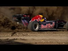 Red Bull Racing da sus primeras vueltas en lo que será el circuito de Texas