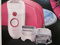 Braun Personal Care Silk-epil 5280  Premium Geschenk Set Epilierer Rasierer Shav