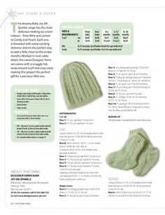 Love Knitting for Baby December 2016 - 轻描淡写的日志 - 网易博客 Love Knitting, Baby Knitting, Peach, Colours, December, Patterns, Block Prints, Peaches, Art Designs