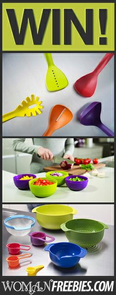 Color Your Kitchen With WomanFreebies