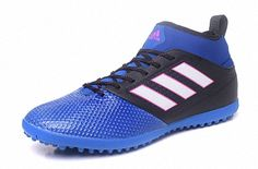 finest selection f8e23 82550 2018 FIFA World Cup Adidas ACE 17 3 TF Soccer Cleats Blue black Pink White