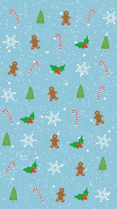 Christmas Hot Chocolate iPhone Home Wallpaper @PanPins