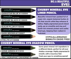 All Natural Mineral Eyeliner or Eye Shadow by ErzulieCosmetics, $12.00