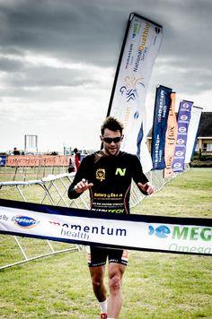 Momentum Health Meg 3 National Duathlon Series 2013 - Race 5, Pollock Beach, Port Elizabeth. Photographer: Nadine Matthew Port Elizabeth, Racing, Baseball Cards, Beach, Sports, Running, Hs Sports, The Beach, Auto Racing
