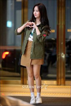 Kim So-hyun (김소현) - Picture @ HanCinema :: The Korean Movie and Drama Database Fashion Idol, Fashion 2020, Korean Actresses, Asian Actors, Kim So Hyun Fashion, Kim Sohyun, Classy Girl, Korean Fashion Trends, Korean Celebrities