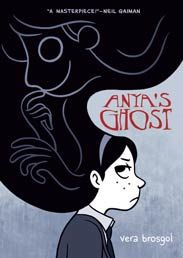 Girl befriends ghost. Girl realizes ghost was formerly psychotic killer. Girl vanquishes ghost, conquering own demons in the process.