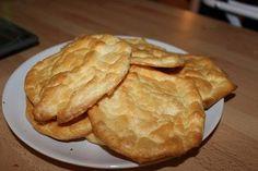 Testade att göra dessa i morse, mums!!! Jag är egentligen ett riktigt ''bröd-monster'', så dessa passade utmärkt! Passar bra till frukostmacka eller bara äta so