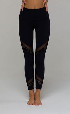 Sporty Legging - Black | Onzie
