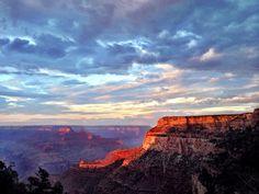 Bright Angel Trail in Grand Canyon Village, AZ