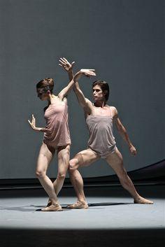 Anna Tihomirova and Artem Ovcharenko (Bolshoi Ballet) | by yakovlev.alexey