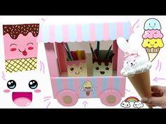 DIY 6 Ideias Fofas Kawaii com Material Reciclável ft Poly Gonçalves - YouTube