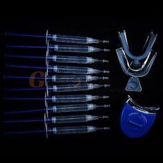 Teeth Whitening Peroxide Dental Bleaching System Oral Tooth Whitener Gel Kit for Like the Teeth Whitening Peroxide Dental Bleaching System Oral Tooth Whitener Gel Kit? Teeth Whitening, Dental, Tooth, Light Bulb, Bleach, Kit, Beauty, Nails, Tooth Bleaching