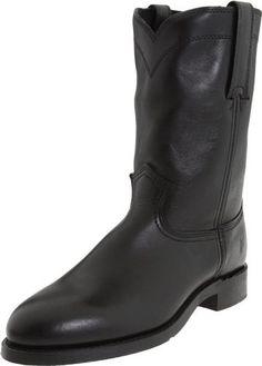 e6c6f1ca0cd FRYE Men s Roper 10R Boot FRYE.  198.00. Rubber sole. leather. Genuine  Goodyear