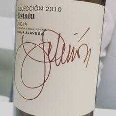 [DE] Ostatu Selección 2010 (Rioja) #rotwein #wein #video #verkostung #uvinum