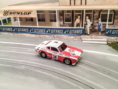 FORD Capri 2600 RS ho Slot Car