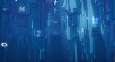 The Digital Sea, originally called the Digital Void, is a liquid sea that resides below all of the four main sector and is how the Lyoko program portrays the supercomputer's DOS or DOS's quantum computer equivalent. Aelita uses this to her advantage by dropping monsters into the Void using her Creativity. When anything that falls into the sea that can be deleted by the network goes into the Void, a beautiful white column of light emanates from it and all of the data is swept away in t...