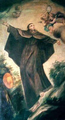 Tus Preguntas sobre los Santos: San Pascual Bailon, que no bailador