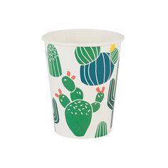 Cactus Paper Cups