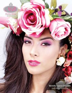 La mexicana Wendolly Esparza, Nuestra Belleza Mexico 2015