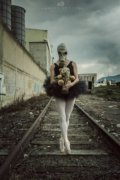 Last Dance by angeldorvex on DeviantArt Gas Mask Art, Masks Art, Cyberpunk, Arte Dope, Theatre Of The Absurd, Lake Pictures, Perspective Photography, Last Dance, Poses For Men