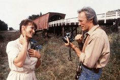 "<strong>The Bridges of Madison County, 1995</strong> When Bruce Beresford was fired, Eastwood took the job of directing himself and Meryl Streep (an Oscar nomination for Best Actress) in this film version of Robert James Waller's best-seller about an incandescent, three-day affair between a roving photographer and an Iowa farm wife. <a href=""http://content.time.com/time/magazine/article/0,9171,983010,00.html#ixzz0pMJ9uEWr"" target=""_blank"">He told TIME's Richard Schickel</a> that he didn't…"