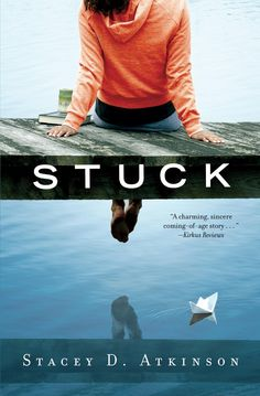 Stuck, a novel set in Shediac (Parlee Beach) by New Brunswick author Stacey D. Atkinson