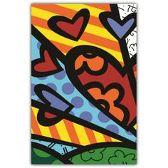 PAMESA BY BRITTO | A-POP | CERAMICPamesa by BRITTO is an exclusive line of ceramic tiles featuring the vibrant and colorful illustrations of world renowned artist Romero Britto. BRITTO A-Pop available in 34 CM by 50 CM tiles. #ParmesaByBritto #Britto #MOTW