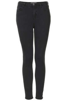 MOTO Washed Black Jamie Jeans - Jeans - Clothing